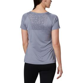 Columbia Peak To Point II T-shirt Dames, new moon heather